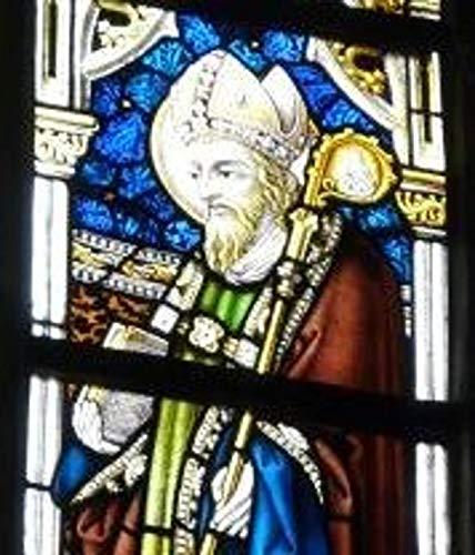 San Abel monje lobbes: novena en honor a San Abel monje lobbes