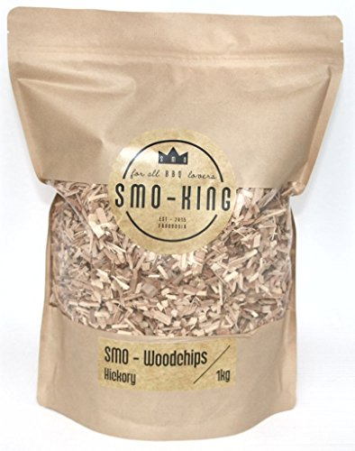 SMO-Woodchips Hickory 1kg