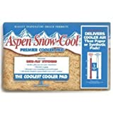 (6) PPS Pkg # 45IP 24' x 24' Aspen Snow-Cool Evaporative Swamp Cooler Pads