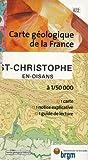 Carte géologique - St-Christophe-Oisans