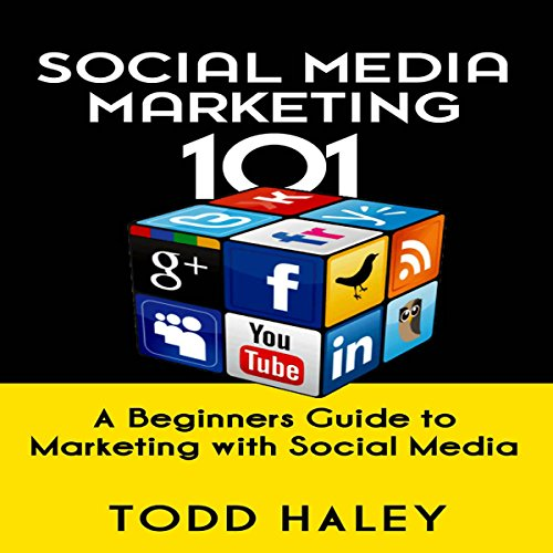 Social Media Marketing 101 cover art