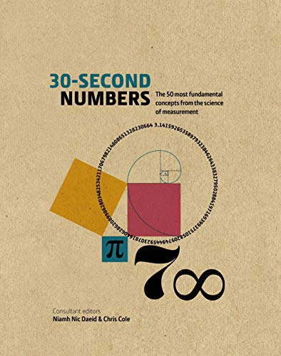 30-Second Numbers: The 50 key topics for understanding numbers and how we use them Front Cover