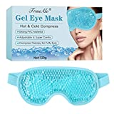 Mascara de Gel Relajante para los ojos, Antifaz de Gel Para los Ojos, Combate Hinchazón, Dolor de Cabeza, Bolsas, Ojeras, y Ayuda a Dormir