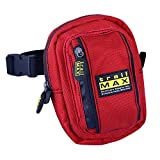 Trailmax 500 Front Pocket Rot Satteltasche