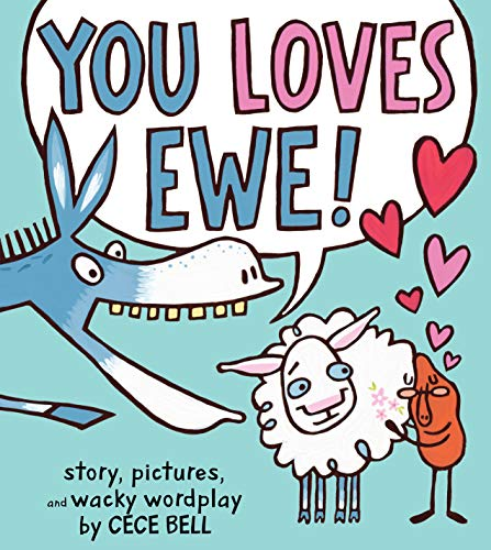 Image of You Loves Ewe! (A Yam and Donkey Book)
