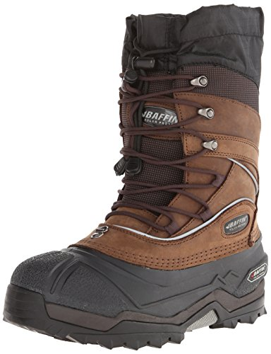 Baffin Men's Snow Monster-M, Worn Brown, 7 D US