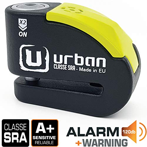 Urban Security UR10 Antivol Moto Homologué SRA Bloque...