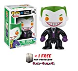 Funko 599386031 - Figura DC - Joker Black Suited...