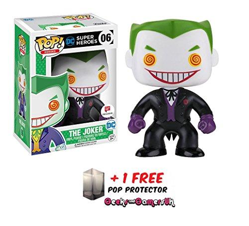 Funko 599386031 - Figura DC - Joker Black Suited