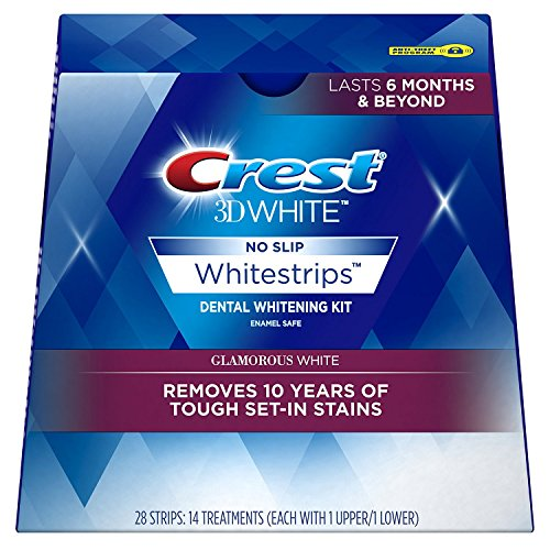 Glamorous White Whitestrips 28 Strips Review​