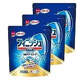 食洗機 洗剤 フィニッシュ タブレット パワーキューブ M 60個×3 (180回分)