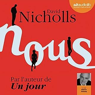Nous                   Auteur(s):                                                                                                                                 David Nicholls                               Narrateur(s):                                                                                                                                 Patrick Donnay                      Durée: 14 h et 12 min     Pas de évaluations     Au global 0,0