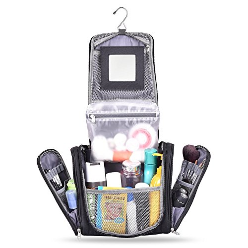 Grande Trousse de Toilette, Multi-Usage Trousse de...