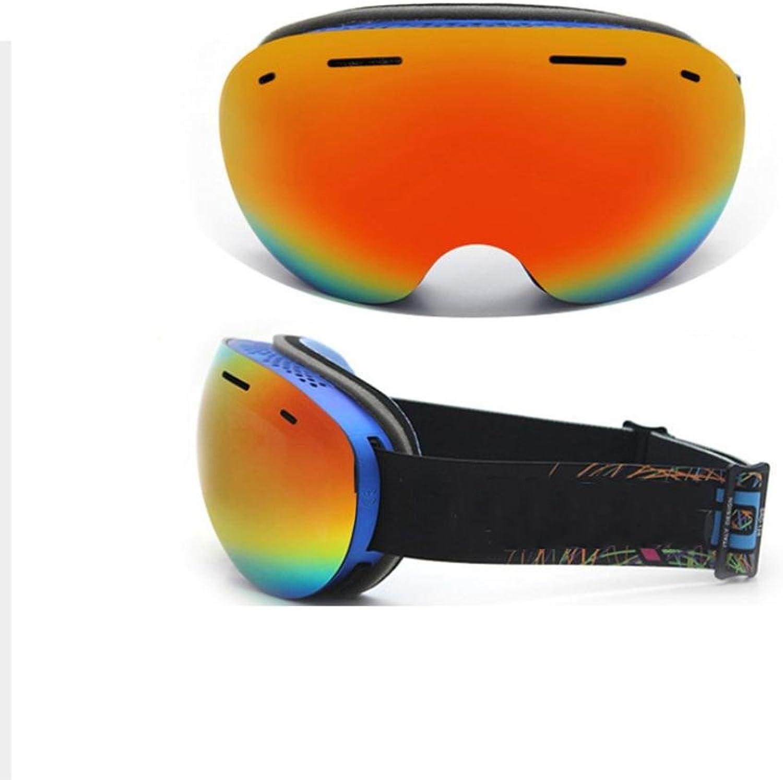 Wechselobjektive Kein Rahmen Skibrillen Gl¤ser Licht Geeignet fr Kurzsichtigkeit Doppelter Antibeschlag Windjacke Strahlenschutz Blendschutz Schtzen Sie die Augen Klarheit erhhen Sicher