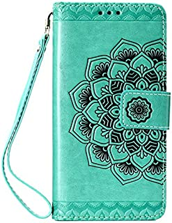 SIZOO - Wallet Cases - Case For for Samsung Galaxy J4 2018 Wallet Card Flip PU Leather Pattern Soft TPU Silicone Case for ...