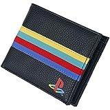 Playstation 財布 Console Webbing Logo 新しい 公式 Gamer ブラック Bifold