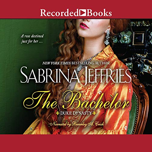 The Bachelor audiobook cover art