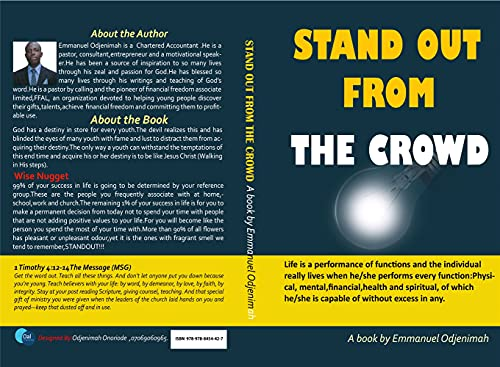Standout from the crowd (English Edition)