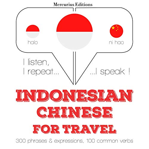 Indonesian – Chinese. For travel cover art