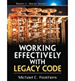 [ WORKING EFFECTIVELY WITH LEGACY CODE BY FEATHERS, MICHAEL](AUTHOR)PAPERBACK - Pearson Education - 22/09/2004