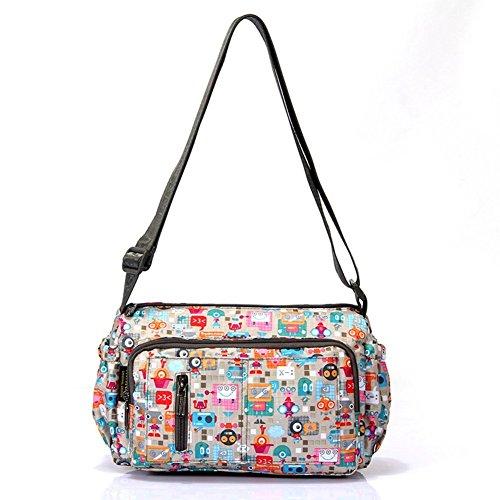 Sincere® sac de loisirs / Messenger / sac bandoulière-9