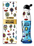 Moschino So Real Cheap & Chic Agua de Colonia - 100 ml