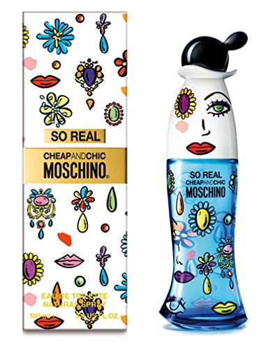MOSCHINO SO REAL EDT 100V EXC.