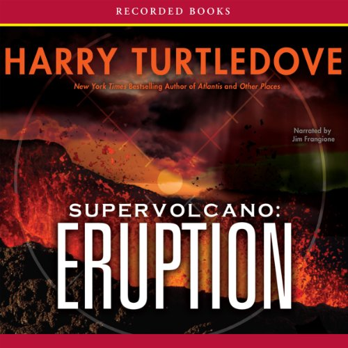 Supervolcano cover art