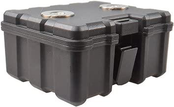 para almacenamiento o geocach/é kits de costura gran calidad lata para guardar pastillas kits de supervivencia o bushcraft 3 latas vac/ías plateadas con tapa deslizante para guardar dinero