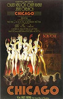 Chicago (Broadway) POSTER (14