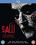 Saw: The Definitive Collection (8 Blu-Ray) [Edizione: Regno Unito]