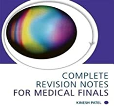 Complete Revision Notes for Medical Finals