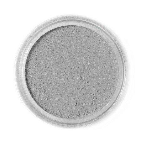 Essbaren Puderfarbe Fractal - Ashen Grau, Hamuszürke (4 g)