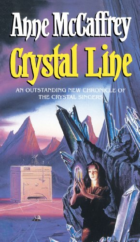 Crystal Line (The Crystal Singer Book 3) (English Edition)