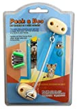 Woof Woof Castle Peek a Boo - Keep Your Dog Out of The Kitty Litter