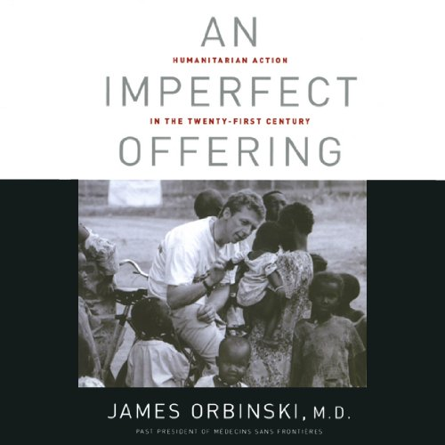 An Imperfect Offering audiobook cover art