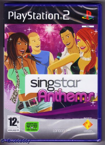 Singstar Anthems (Sony PS2) [Import UK]