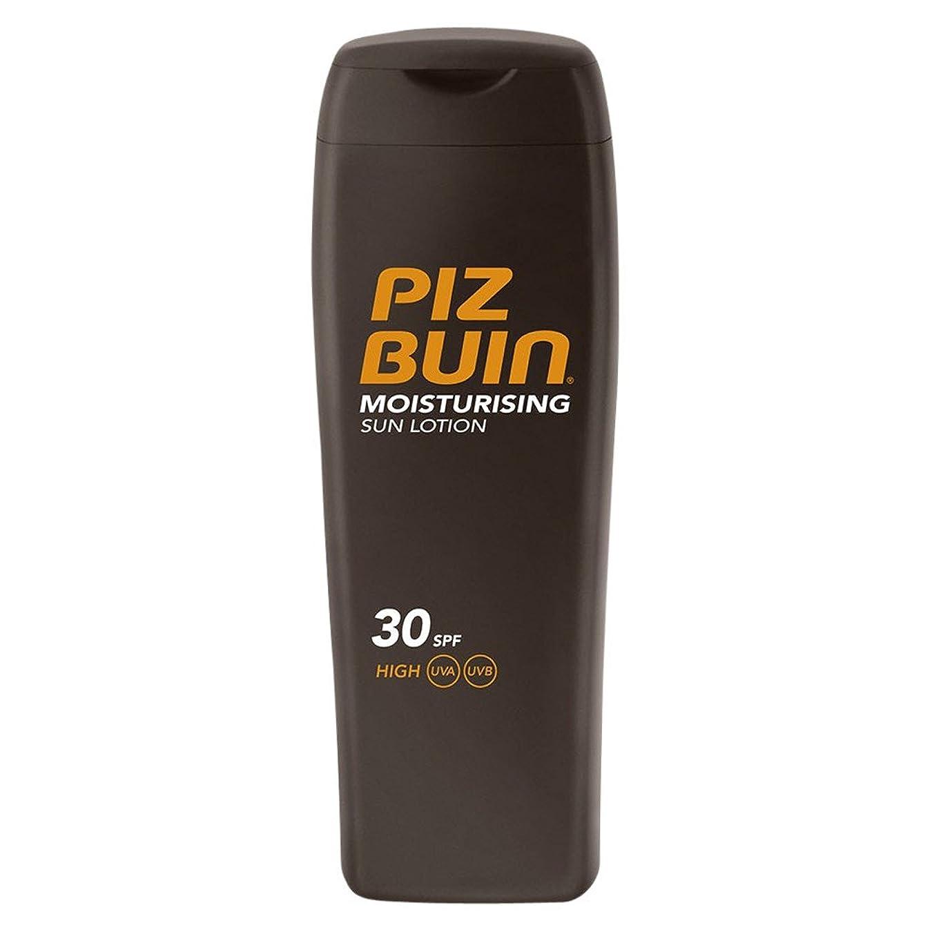 説教する接続シールドピッツブイン保湿Spf30日焼けローション200ミリリットル (Piz Buin) (x6) - Piz Buin Moisturising SPF30 Sun Lotion 200ml (Pack of 6) [並行輸入品]
