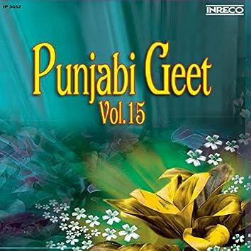 Punjabi Geet Vol 15