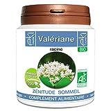 Valériane BIO   200 gélules   Zénitude Stress Sommeil   280 mg...