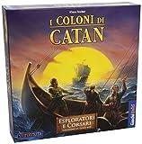 Giochi Uniti - I Coloni di Catan, Esploratori e Corsari [Espansione per I Coloni di Catan]