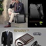 Zoom IMG-2 borsello uomo pelle con portafoglio