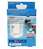 Prevex Aqua Talla con Gas Desinfectante 5 Tiras, Xl 21 g