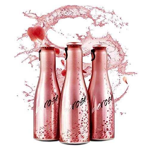 JUST BE Rosé   Piccolo frizzante l Prickelnder Premium Rosé-Wein (6)