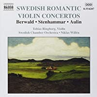 Swedish Romantic Violin Concertos (2000-01-25)