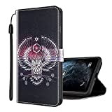 Sinyunron Phone Case for Huawei GX8 Case Leather Case