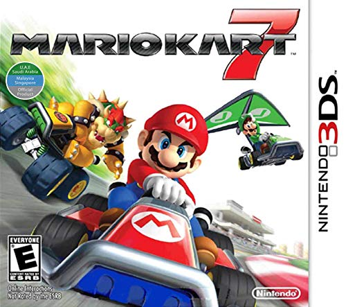 3DS Mario Kart 7 - World Edition