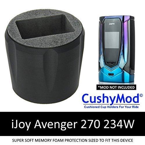 iJoy Avenger 270 234W CUP HOLDER by CushyMod cover wrap skin sleeve case car mod vape kit