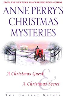 Anne Perry's Christmas Mysteries: Two Holiday Novels (The Christmas Stories Boxset Book 2)