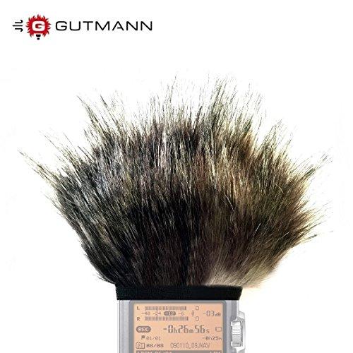 Gutmann Parabrisas Protector contra el Viento para Sony PCM-D100 Digital Recorder - Modelo Especial Limitada Mercury